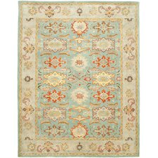 <strong>Safavieh</strong> Heritage Light Blue/Ivory Rug