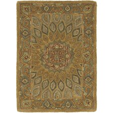 Heritage Light Brown/Grey Rug