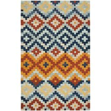 <strong>Safavieh</strong> Chelsea Multi Checked Rug
