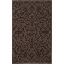 Impressions Brown Rug