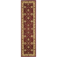 <strong>Safavieh</strong> Majesty Red/Camel Rug