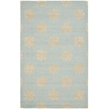 <strong>Safavieh</strong> Soho Light Blue/Beige Rug
