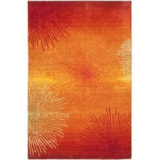 Soho Rust & Orange Rug