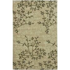 <strong>Safavieh</strong> Soho Floral Green/Multi Rug