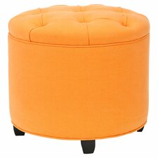 Evelyn Cotton Ottoman