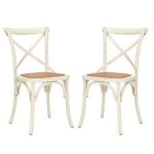 Logan X Back Chair (Set of 2)