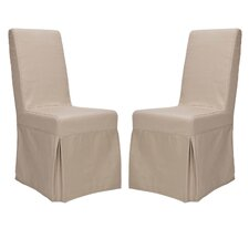 Kallie Slipcover Side Chair (Set of 2)