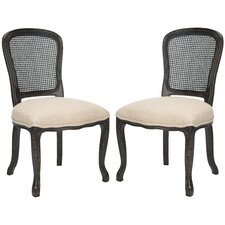<strong>Safavieh</strong> Monica Side Chair (Set of 2)