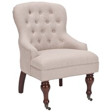 <strong>Safavieh</strong> Madeline Wing Chair