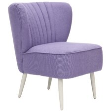 Felicity Fabric Slipper Chair