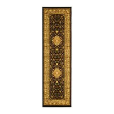 Lyndhurst Black/Cream Rug
