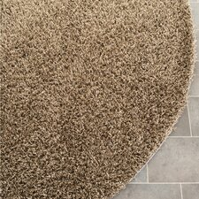 <strong>Safavieh</strong> Shag Light Brown Rug