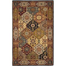 <strong>Safavieh</strong> Heritage Red/Brown Rug