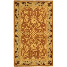 Anatolia Brown / Plum Rug