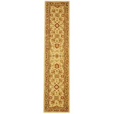 <strong>Safavieh</strong> Anatolia Ivory / Brown Rug