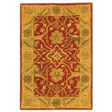 Antiquities Rust Rug
