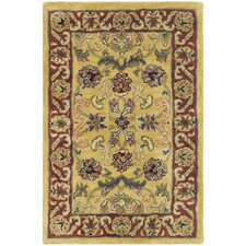 Classic Gold/Red Sultan Rug