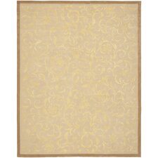 <strong>Safavieh</strong> French Tapis Beige Rug