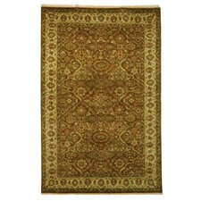 Old World Brown/Beige Rug