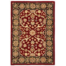 Persian Court Red/Ivory Rug