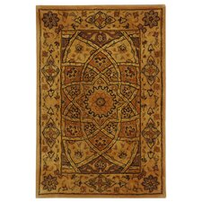 Persian Court Yellow/Brown Rug