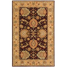Persian Court Burgundy/Beige Rug