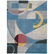 <strong>Safavieh</strong> Rodeo Drive Blue/Multi Rug