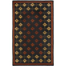 <strong>Safavieh</strong> Soho Black Multi Rug