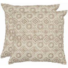 Sarah Cotton Decorative Pillow (Set of 2)