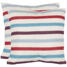 Leslie Polyester Decorative Pillow (Set of 2)