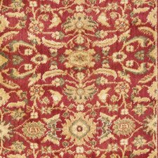 <strong>Safavieh</strong> Heirloom Red/Gold Rug