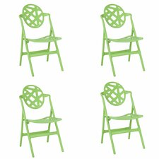 <strong>Safavieh</strong> Jill Folding Chair (Set of 4)