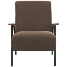 <strong>Safavieh</strong> Drew Fabric Arm Chair