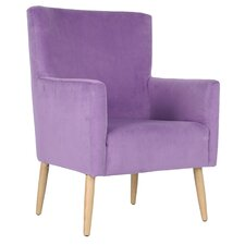 Darryl Cotton/Velvet Chair