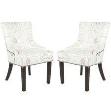 <strong>Safavieh</strong> Gavin Side Chair (Set of 2)