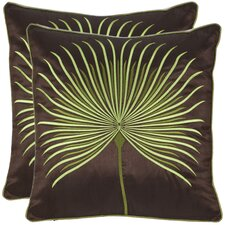 Scarlett Polyester Decorative Pillow (Set of 2)