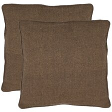 Hazel Polyester Decorative Pillow (Set of 2)
