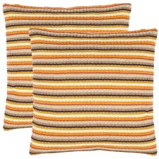 Johnny Polyester Decorative Pillow (Set of 2)