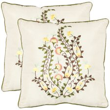 Emiliano Polyester Decorative Pillow (Set of 2)