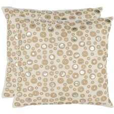 Bianca Cotton Decorative Pillow (Set of 2)