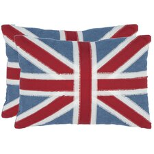 Judah Cotton Decorative Pillow (Set of 2)