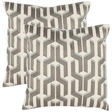 Dawson Cotton Decorative Pillow (Set of 2)