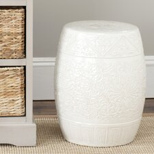 Everest Gardens Embossed Stool