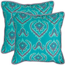Alpine Polyester Decorative Pillow (Set of 2)