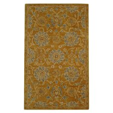 Anatolia Gold/Blue Rug