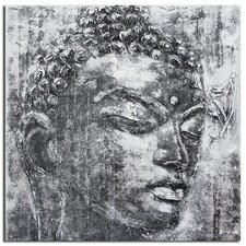 Buddha Painting Print on Canvas