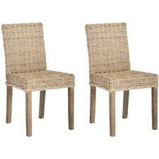 <strong>Safavieh</strong> Grove Side Chair (Set of 2)