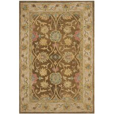 Anatolia Brown / Ivory Rug