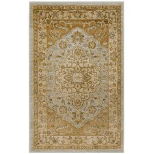 Austin Light Grey/Gold Rug