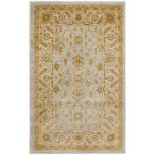 Austin Light Gray/Gold Rug